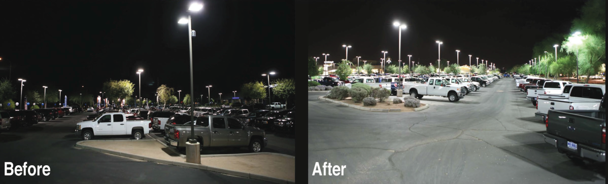 LED-Car-Dealership-before-and-after